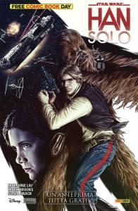 Han Solo #1 - Panini Free Comic Book Day