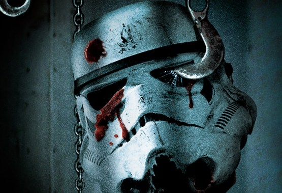 Death troopers background