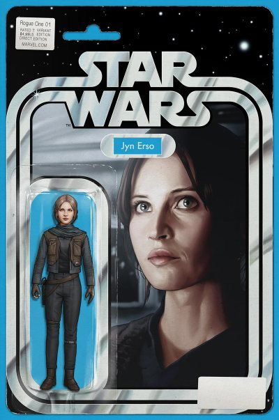 Marvel rogue one action figure varian