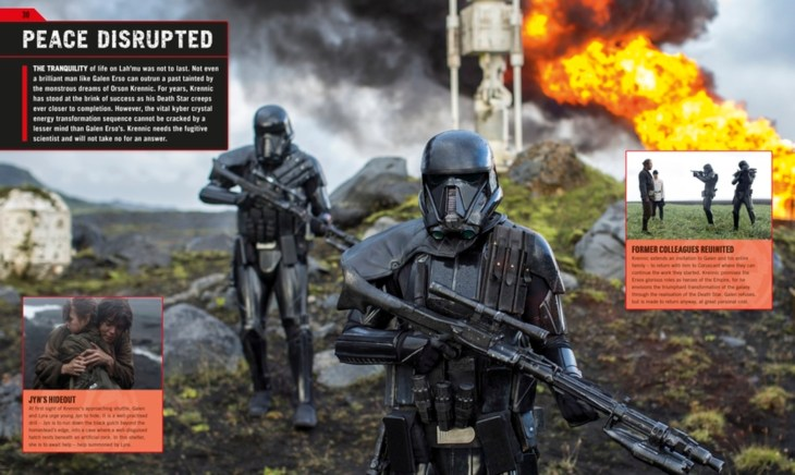 rogue one: the Ultimate Visual Guide Deathtrooper