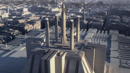 Jedi Temple Coruscant