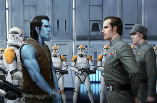 Thrawn Mist Encounter