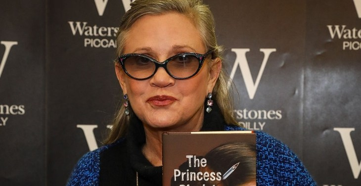 The Princess Diarist Carrie Fisher