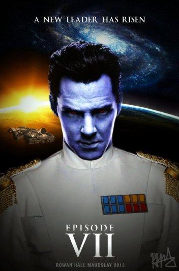Thrawn - Cumberbatch