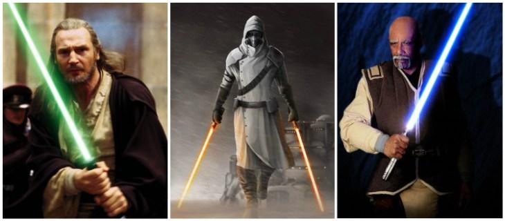 Jedi Grigi Qui-Gon, Code, Jolee Bindo