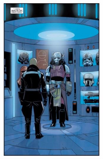 poe dameron 8 purgetrooper deathtrooper Star Wars: L'Insurrezione