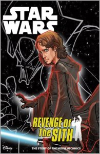 Star Wars Episodio III: La vendetta dei Sith Graphic Novel (Panini Comics)