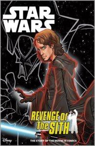 Star Wars Episodio III: La vendetta dei Sith Graphic Novel (Panini Comics)