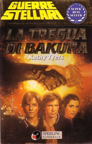 Truce at Bakura cover