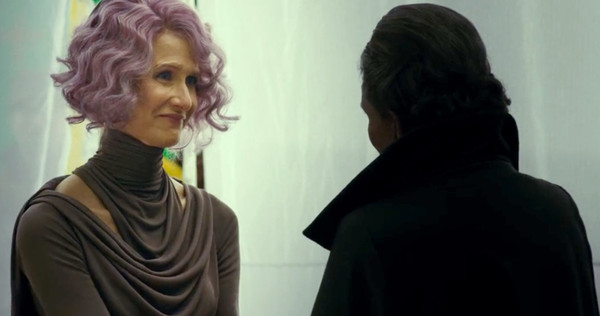 Amilyn Holdo Leia The Last Jedi