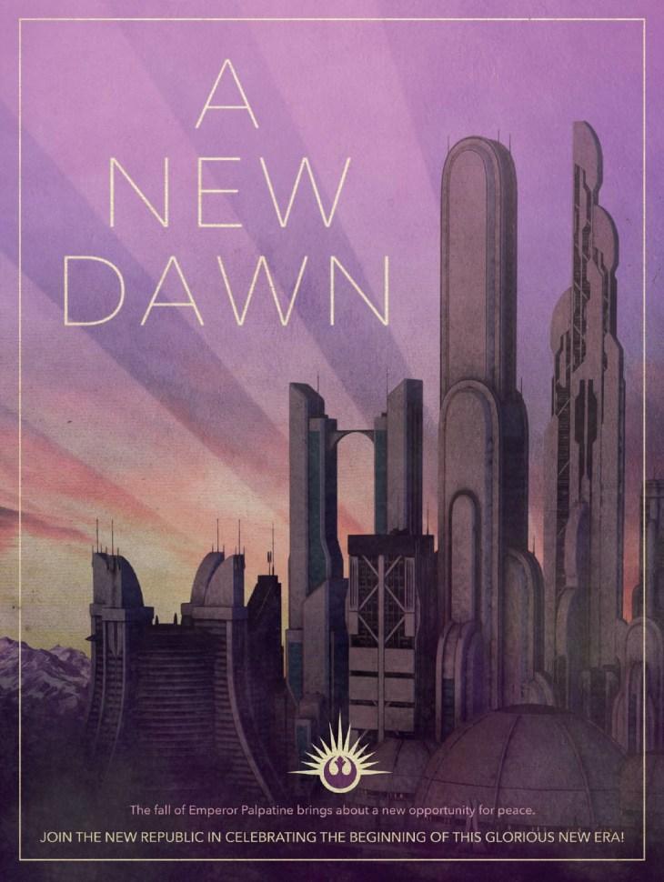 a new dawn chandrila