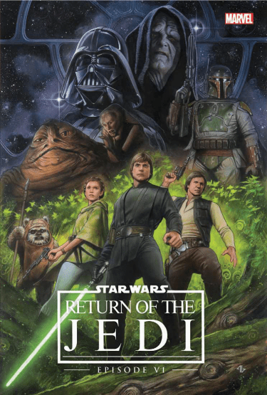Return of the Jedi cover