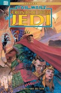 Star Wars: Cronache degli Jedi #1 – L'Età dell'Oro dei Sith (Panini Comics)