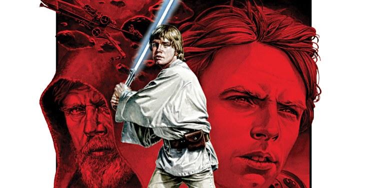 Mondadori Star Wars: la sinossi de Le Leggende di Luke Skywalker