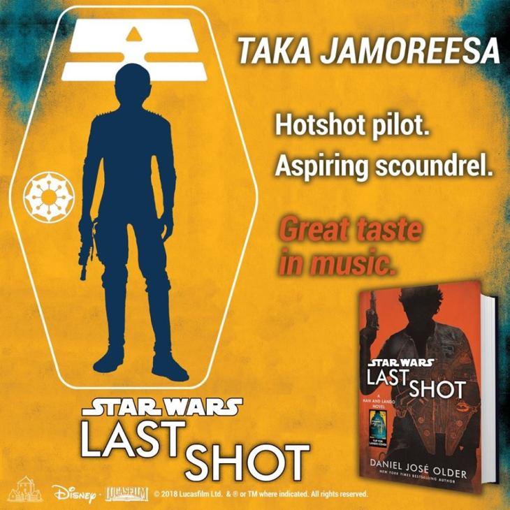 taka last shot