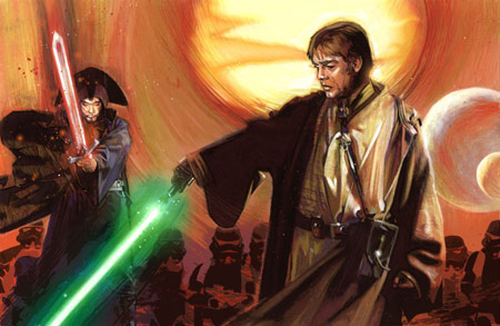Luke Skywalker and the Shadows of Mindor Shadowspawn