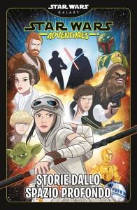 Adventures: Storie dallo Spazio Profondo (Panini Comics)