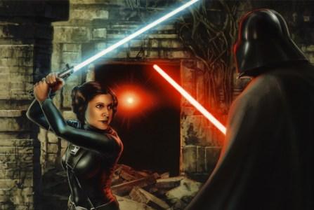 Leia Vader La Gemma di Kaiburr