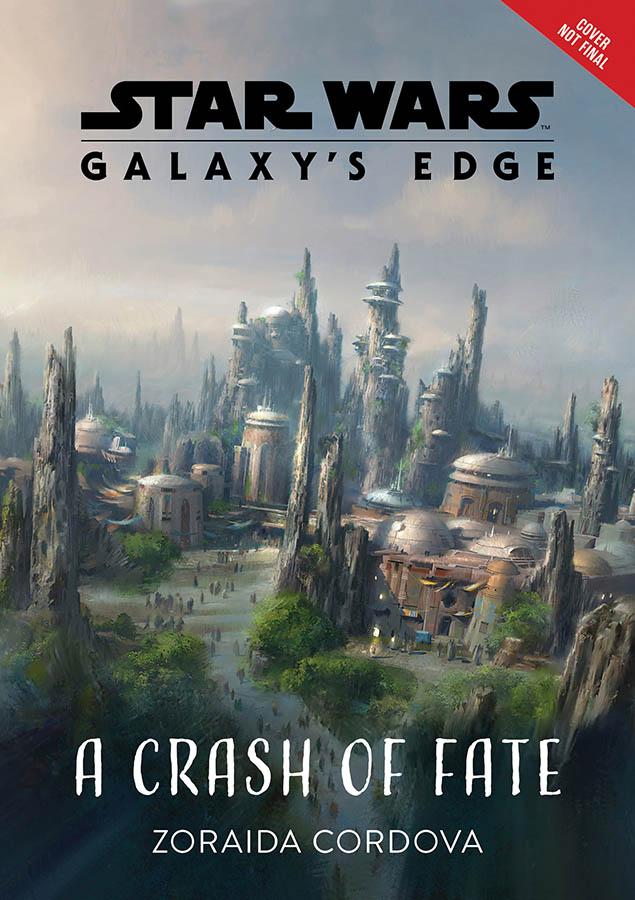 galaxy's edge a crash of fate