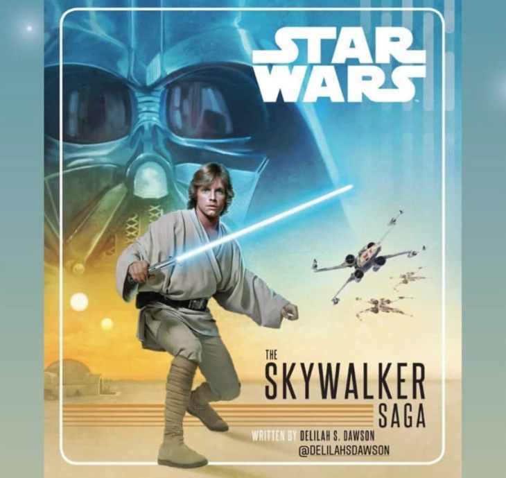 Cover the skywalker saga