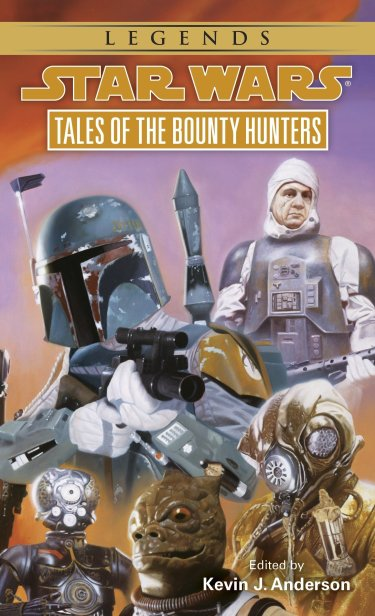 Tales of the Bounty Hunters cover