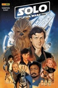 Solo: A Star Wars Story (Panini Comics)