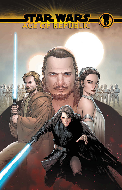anteprima star wars panini comics age of republic