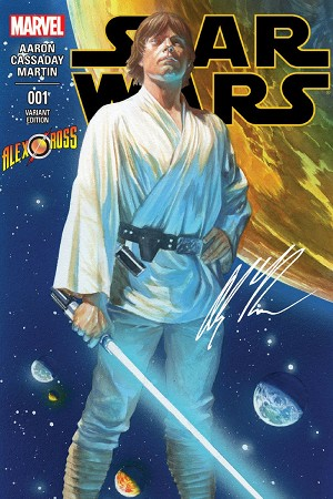 Luke Skywalker Alex Ross