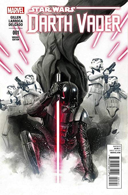 Darth Vader Alex Ross