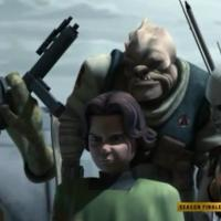 "Boba Fett in Television & Movies VII: Boba Fett Focusses on Mace Windu with Bounty Hunters in ""R2 Come Home"""