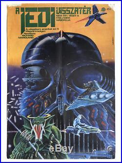 star wars poster original