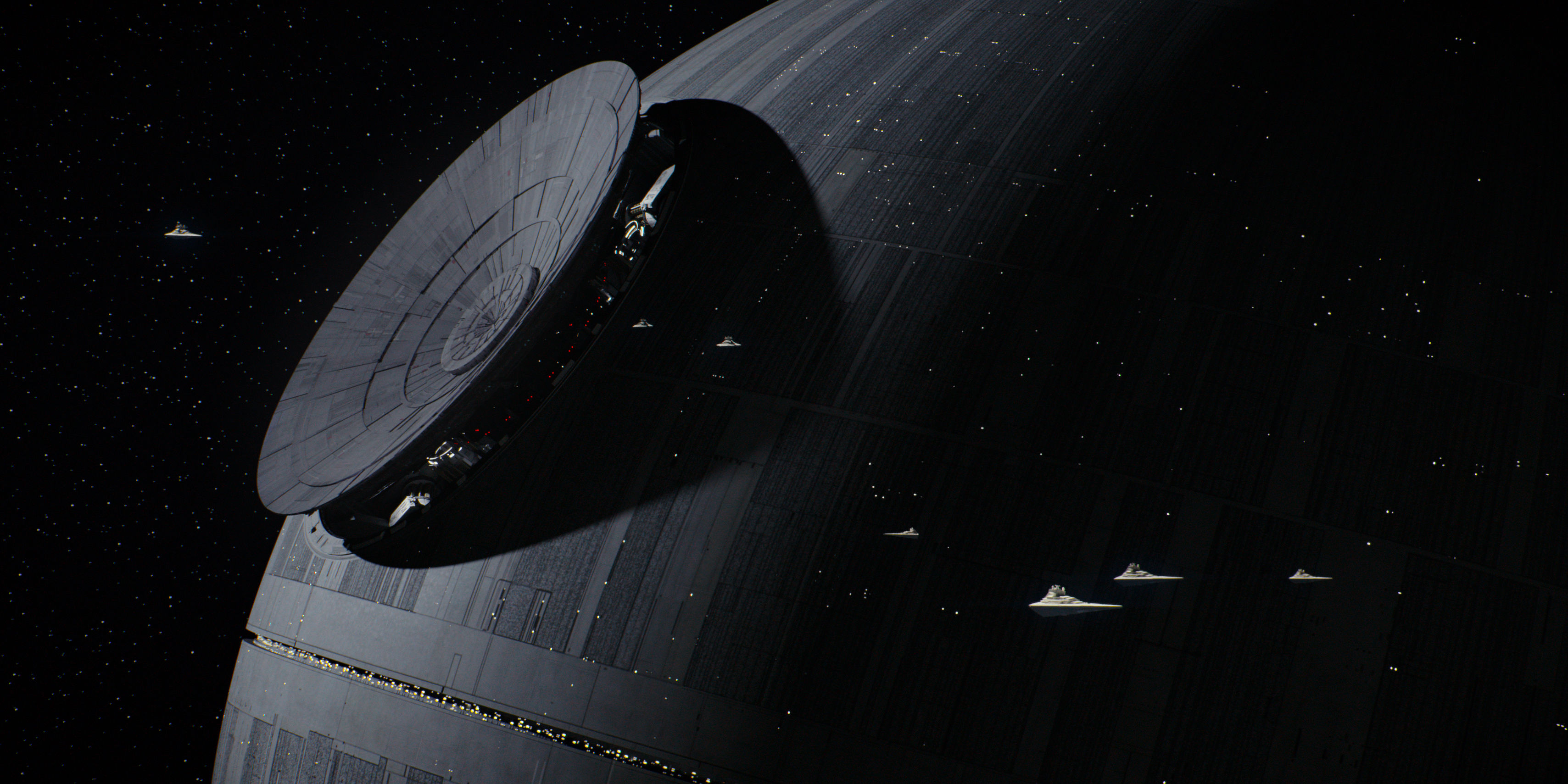 Image result for star wars rogue one death star
