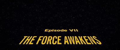 Star Wars: Episode VII – The Force Awakens (2015)
