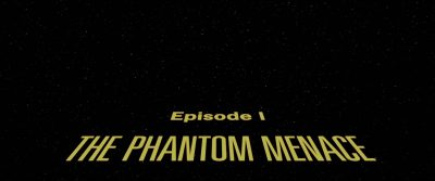 4K – Star Wars: Episode I – The Phantom Menace (1999)