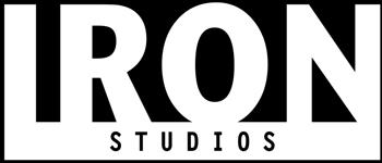 Risultati immagini per iron studios logo