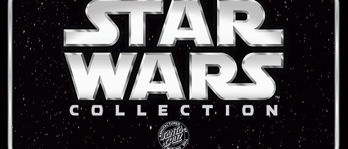 Star Wars Themed Santa Cruz Skateboards Announced