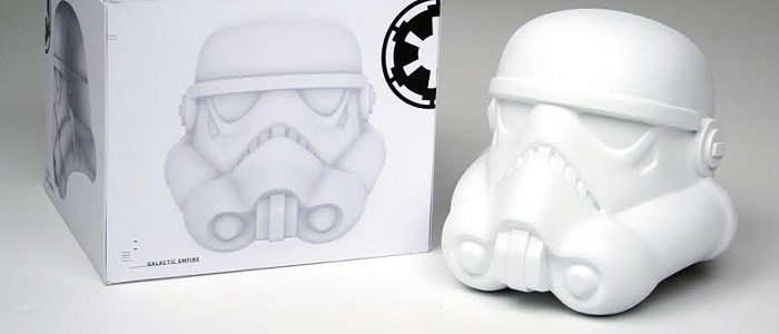 Star Wars Legion: Reimagining The Stormtrooper Helmet For Star Wars Day