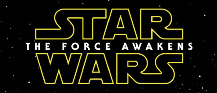 Episode VII Title Revealed! The Force Awakens