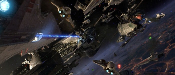 """""""Revenge Of The Sith 3D"""" To Screen At Celebration Anaheim, Disneyland Discount Prices Announced"""