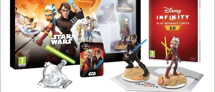 Star Wars Characters Coming To Disney Infinity 3.0