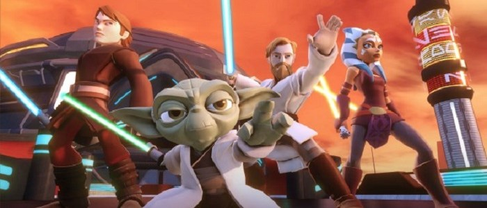 New Images & Details For Disney Infinity 3.0's Star Wars: Twilight Of The Republic Play Set
