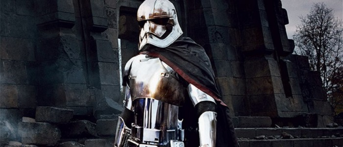 Captain Phasma Officially Revealed!