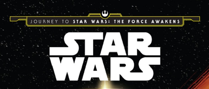 Sneak Peek At Several Star Wars: Journey To The Force Awakens Books