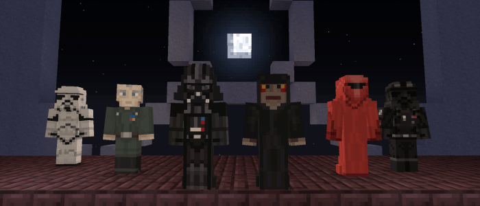 Star Wars Skins Come To Minecraft!