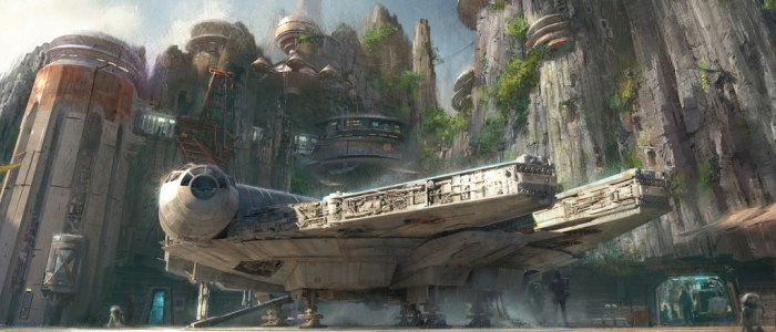 Harrison Ford To Reveal Disney's Star Wars Theme Park Plans In A New TV Special