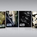 The Star Wars Saga Is Re-Releasing On Blu-Ray With New Steelbook Cases