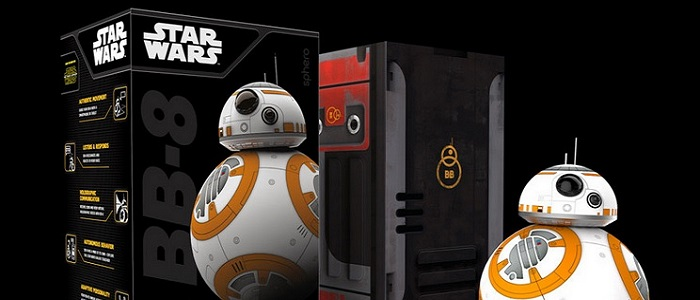 Trailer For The BB-8 Sphero Toy!