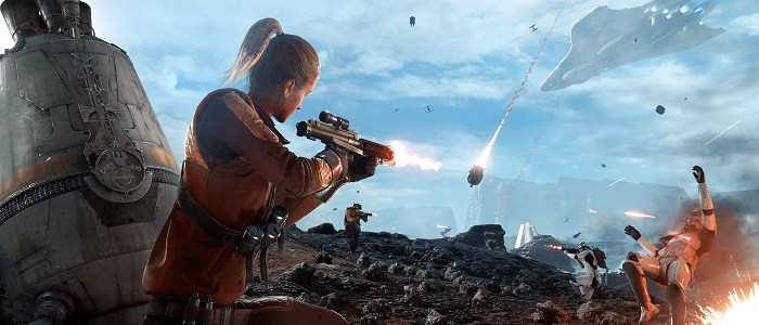 Drop Zone Mode Announced For Star Wars Battlefront