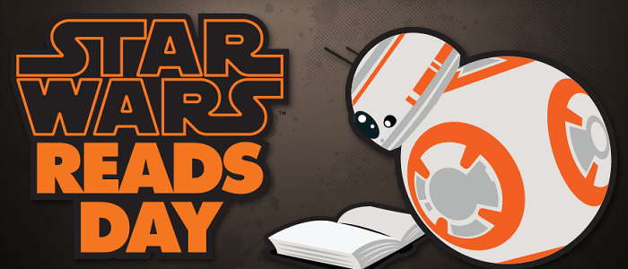 Star Wars Reads Day 2015 Announced