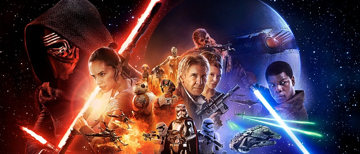 The Force Awakens Breaks Opening Weekend Records!